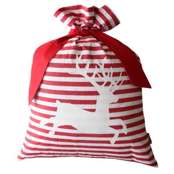 Santa Sack Red #theorganisedhousewife