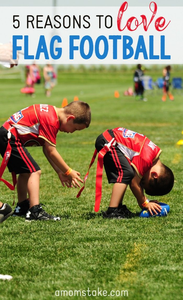 5 Reasons Families Will Love To Play Flag Football Learn About The National Flag Football Leagues And In 2020 Flag Football Kids Playing Sports National Flag Football