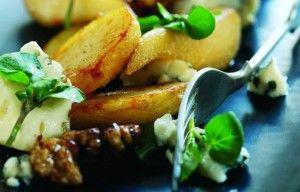 Hruskovo-rokfortovy salat