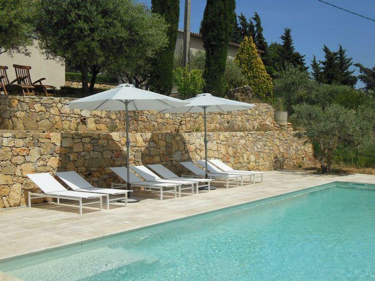 Vakantiewoningen van InterProvence in Flayosc, Provence, Zuid-Frankrijk