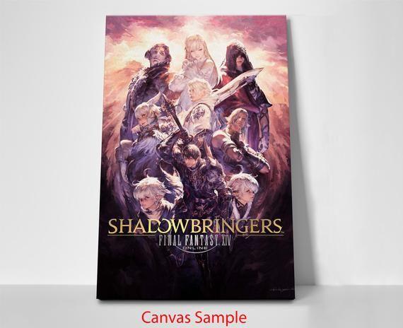 Ffxiv Inspired Final Fantasy Xiv Online Shadowbringers Final