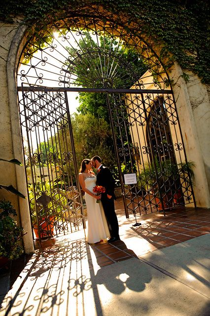 Los Angeles Wedding Center Gardens Venues Garden Venue