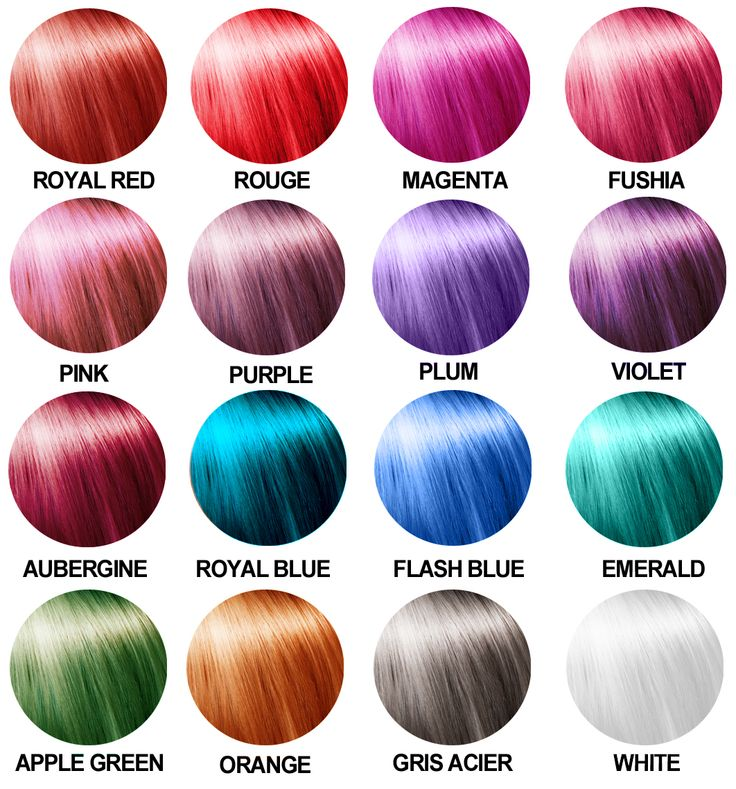 1000 images about hair style on pinterest my hair rainbow hair and magenta hair - Coloration Semi Permanente Schwarzkopf