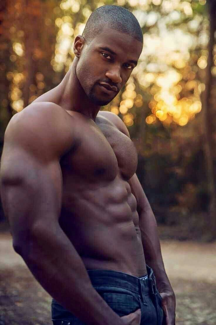 Hot sexy single black men