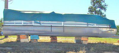 Tritoon Pontoon Project 24' 1999 Landau Boat