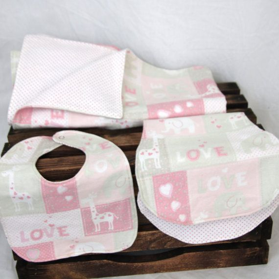 Love Baby set is Ready to ship by kernscraftcorner on Etsy