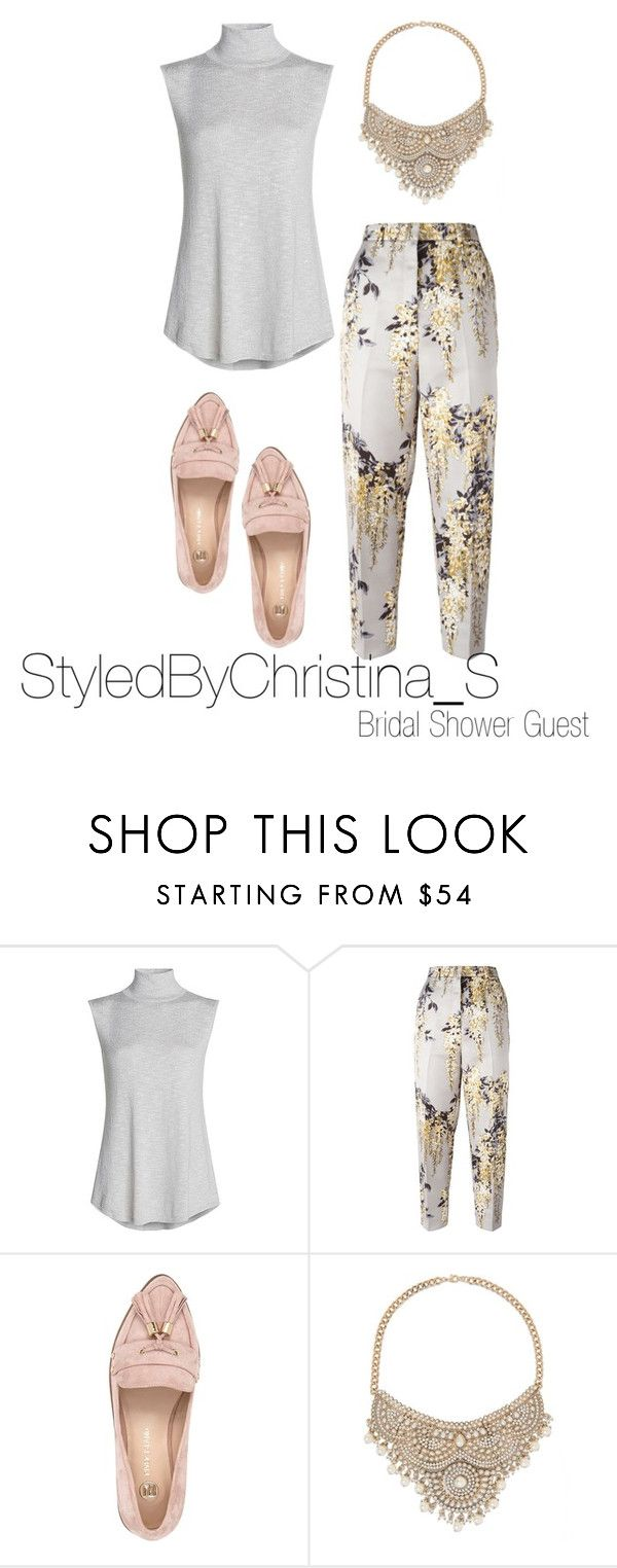 """bridal shower"" by styledbychristina-s on Polyvore featuring NIC+ZOE, Rochas, River Island and Bebe"