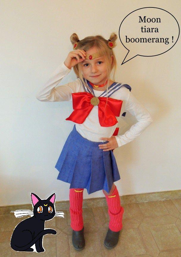 Encore un article déguisement, puisque j'ai terminé le costume de carnaval de Mlle Princesse, qui comme tu le sais déjà, veut être en Sailor Moon. Franchement, je suis plutôt contente de moi.…