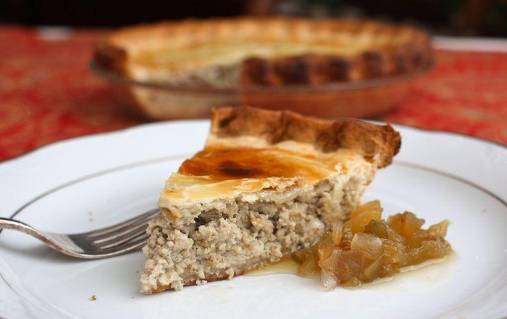 How to Make Classic Tourtière (Québec Pork Pie Recipe)