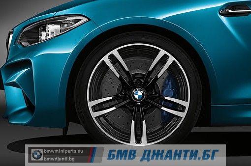 Оригинални Джанти BMW M Double Spoke 437M – 19″