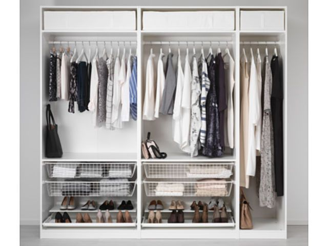 I got: PAX Wardrobe Organizer Combo! Which Piece Of IKEA Furniture Matches Your Inner Self?