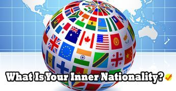 What Is Your Inner Nationality? -- I got Canadian.