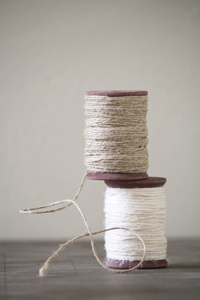 Can't think of why I need this but I want it...Belgian linen twine!