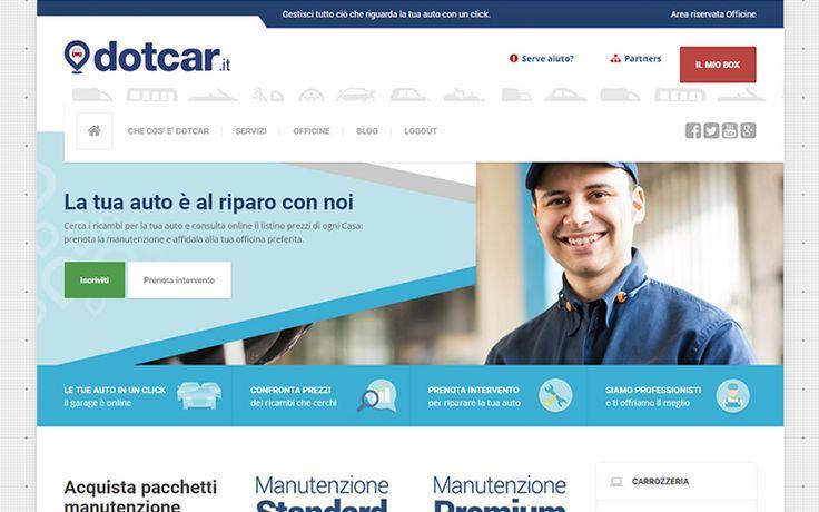 Marketing dell'automobile: dotcar.it