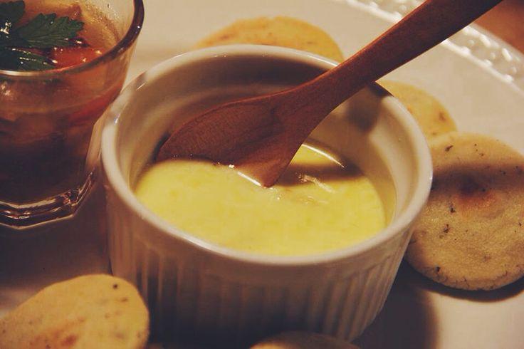 #fondue #queso #venezuela #arepas