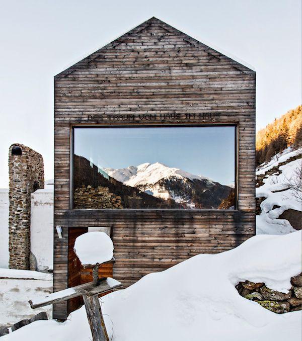 Reflective mountain portraits. PHOTO: CHRISTIAN Shaulina - Up Knörth