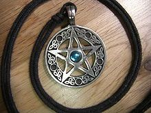 This is so me...................Wiccan Symbols, Five Point Stars, Pendants, 1950S, Coven, Blog, Wiccan Jewelry, Cornwall England, The Crafts