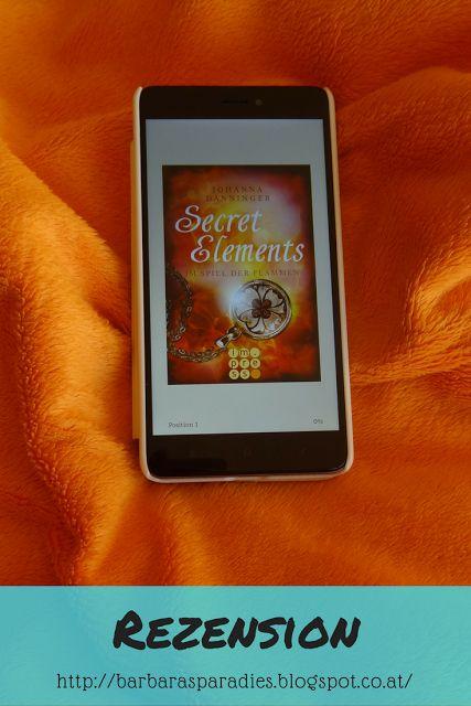 Auch der Abschluss der Secret Elements-Reihe Im Spiel der Flammen von Johanna Danninger konnte mich begeistern! Von mir gibt es für die Reihe eine Leseempfehlung! Meine Rezension findet ihr auf meinem Blog!