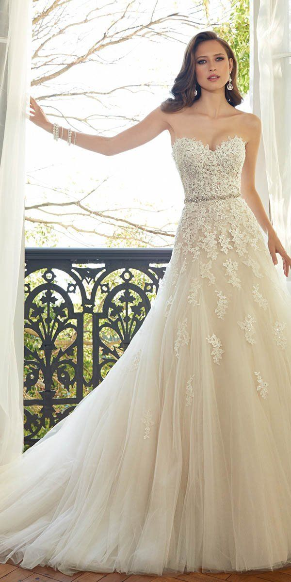 1145 best Hochzeitskleider images on Pinterest | Bridal gowns ...