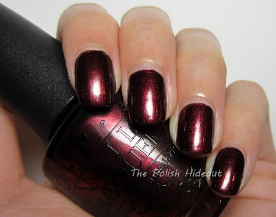 OPI German-icure by OPI - Germany Collection