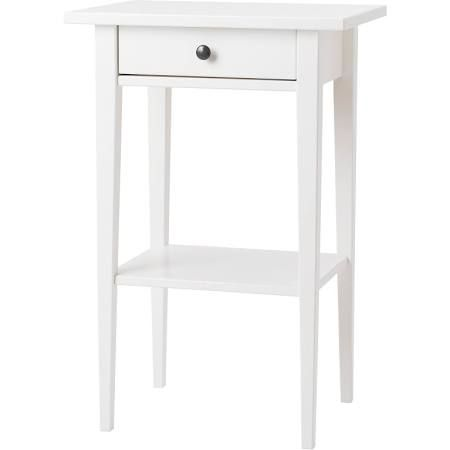 small white bedside table google search