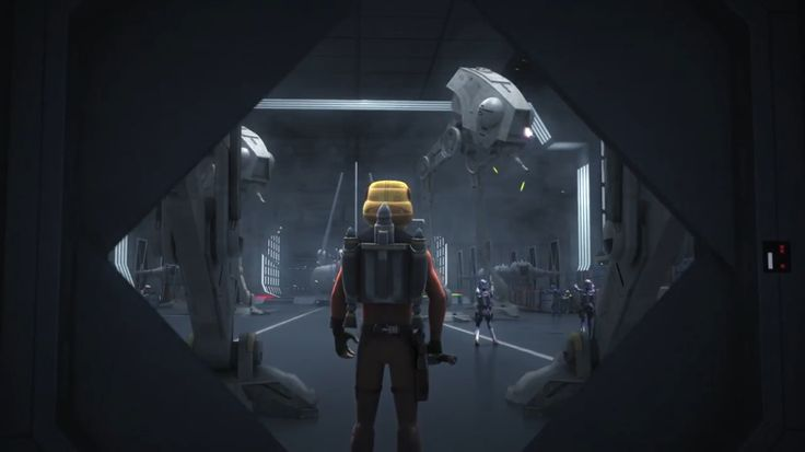 Star Wars Rebels season 4 trailer was released today and showed some pretty awesome stuff! #starwarsrebels