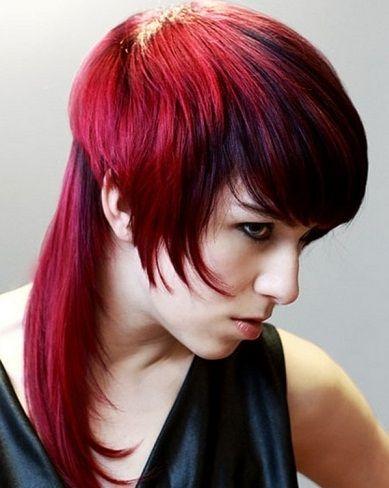 +Hair+Color+Ideas+2014 | Fiery Red Hair Color Idea 2014 | Hair highlights 2014