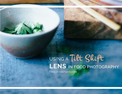 Using a Tilt Shit Lens in Food Photography | Improve your food photography images by using a Tilt Shift Lens. Perfect for foodie photographers looking for new ways to compose their images. You can even rent one. Click to get inspired.