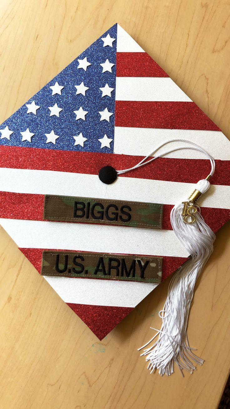 Army graduation cap 👩🏻🎓🇺🇸💪🏻