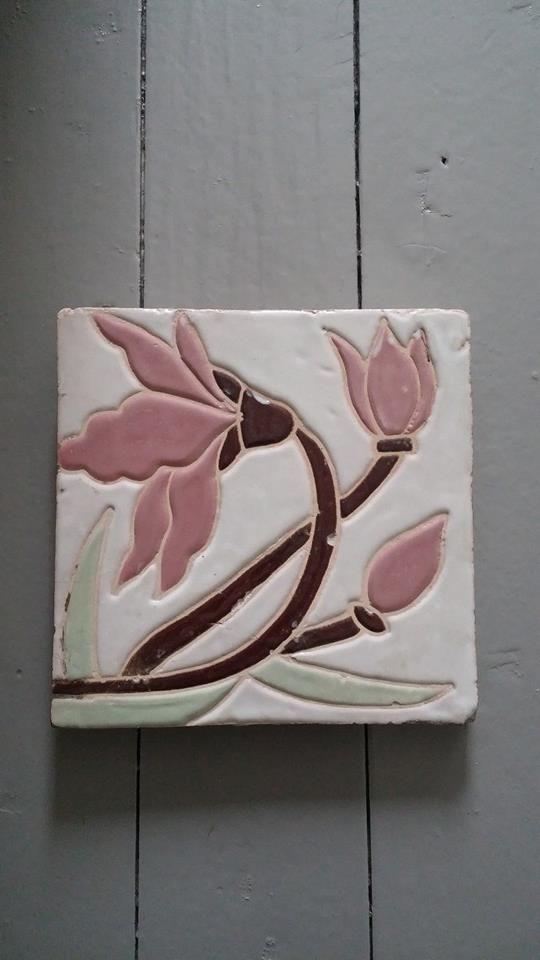 Roman tile4 #antique #tile #markedslopper
