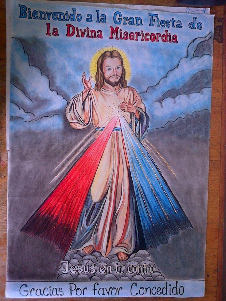 Afiche de Jesús de La Misericordia