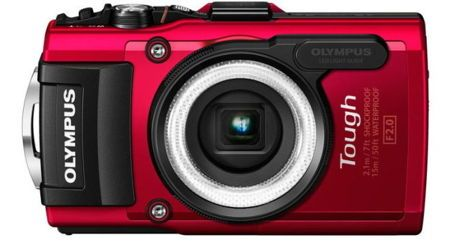 Olympus STYLUS TOUGH TG-3 lets you capture your favorite moments regardless of the weather » Coolest Gadgets