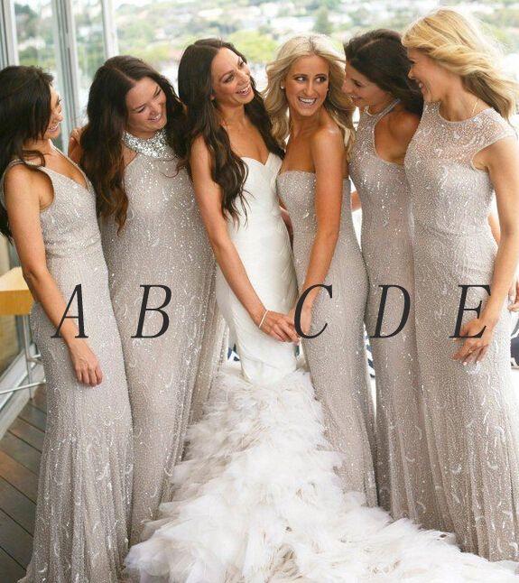 fantastic bridesmaid dress, bridesmaid dress, long bridesmaid