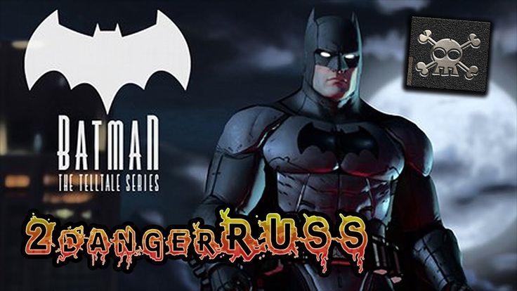 Batman +Telltale = awsome.