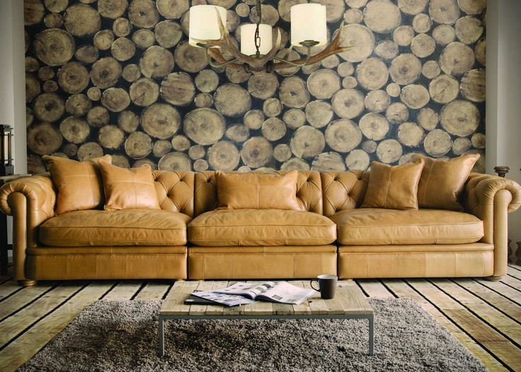 Alexander James Abraham Leather Sofa Collection From George Tannahill Sons