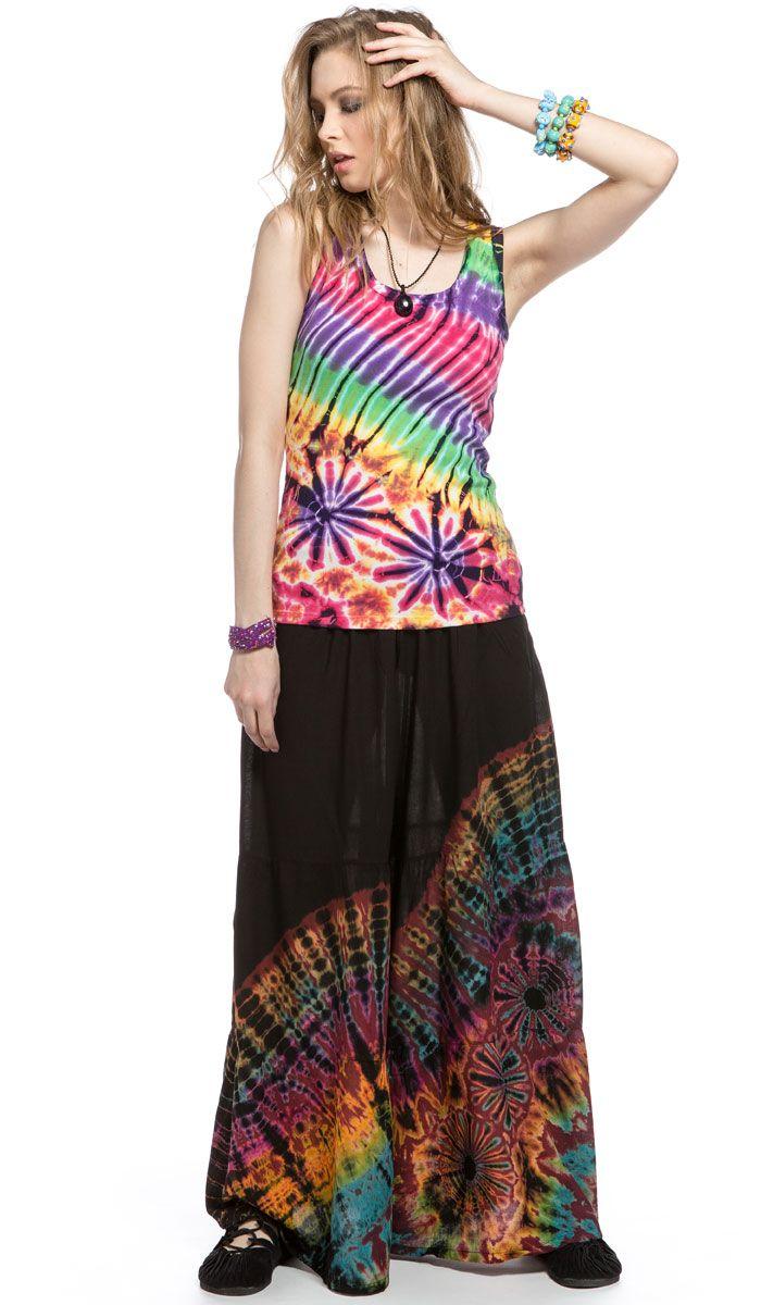 Майка, одежда, батик, тай-дай, хиппи, бохо, бохо-шик, бандхана, шибори. Shirts, clothing , batik , tie-dye, hippie, boho, bohemian, bandhana, Shibori .1620 рублей