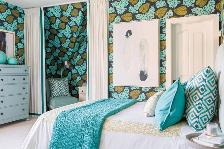 Pictures of the HGTV Smart Home 2016 Guest Bedroom >> http://www.hgtv.com/design/hgtv-smart-home/2016/guest-bedroom-pictures-from-hgtv-smart-home-2016-pictures?soc=pinterest