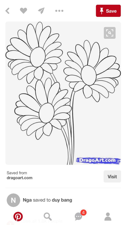 Ungewöhnlich Blumen Malvorlagen Gänseblümchen Fotos - Druckbare ...