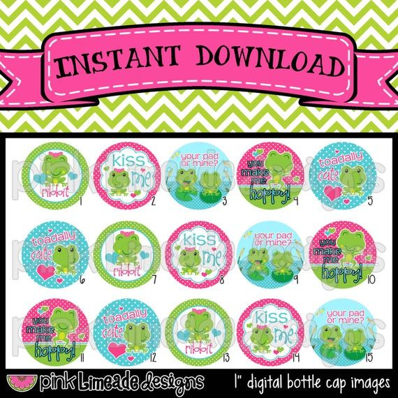 Magnets 2.5 inch Digital Collage Sheet for Pocket Mirrors Paper Weights SUN AND MOON Instant Download #220.