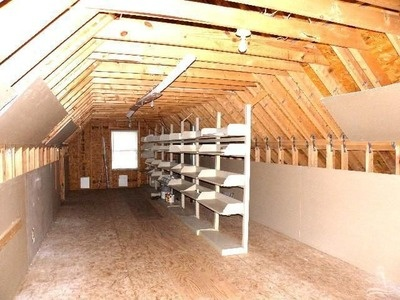 17 best images about storage organiation tips on for Garage attic storage
