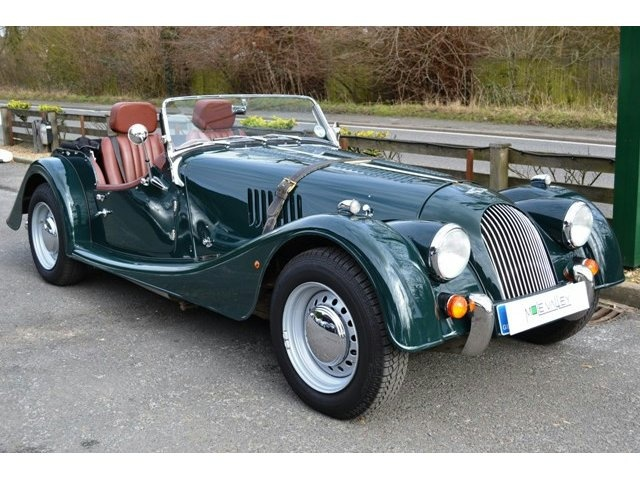MORGAN 4/4 SPORTS 2DR 2 SEATS
