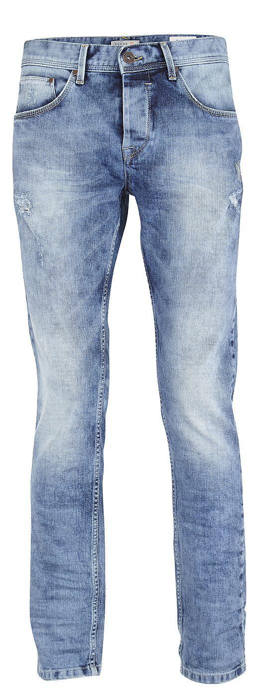 Twister Low Waist Stretch Jeans in schmaler Passform und mit schmalem Bein. Mit einer Menge cooler Details wie die starke Aufhellung, Saggings und zickzack Nähten, aufgetrennten Abschlüssen an Münz- und Gesäßtaschen und einer schrägen Gürtelschlaufe hinten. Mit dieser Jeans wird es dir schwerfallen an einem Spiegel vorbeizugehen ohne dir selbst einen anerkennenden Blick zuzuwerfen! 98% Baumwoll...