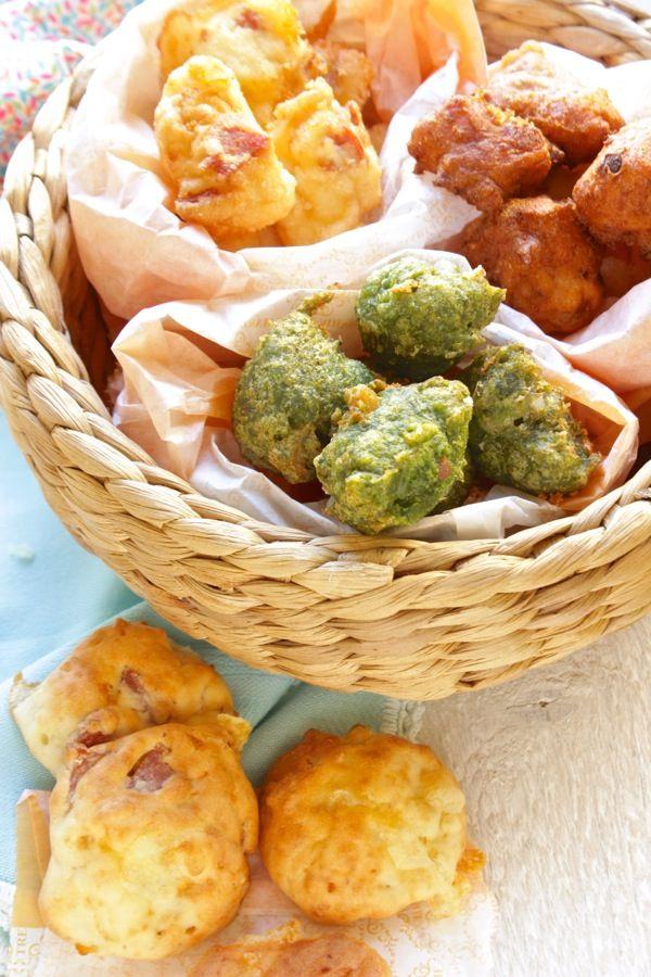 Oggi alla Prova del cuoco: variazioni di nuvolette al formaggio , qualche idea in più!