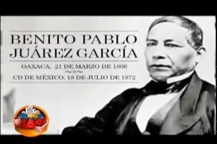 Historia con Histeria: Benito Juarez