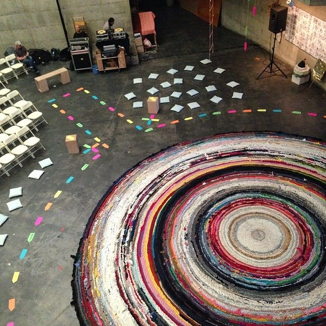 Crocheting Verb : best crochet rug ever! via A Verb for Keeping Warm - In the Dye ...