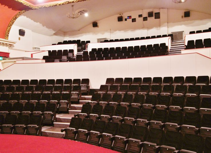 RETAIL                                             Extension to Majestic Cinema, King's Lynn. Norfolk. The main Auditorium of the Grade II* Listed Building was modelled by Russen & Turner in 3D for the provision of new seating, improved circulation routes, greater legroom and unhindered views from each seat. Russen & Turner Design were appointed as Lead Designers and Contract Administrators.