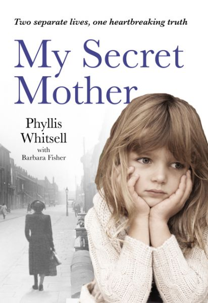 My Secret Mother by Phyllis Whitsell reached #3 on The Globe and Mail's Original Non-Fiction bestseller list for May 7, 2016!
