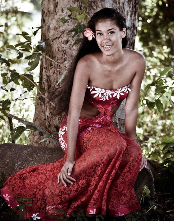 Polynesian Beauty Piel Canela Pinterest Tahiti
