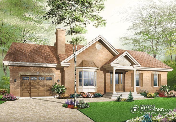 house_plan_maison_plain_pied_Bungalow_W3230