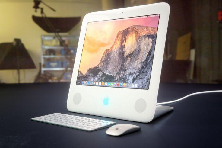 Was wäre, wenn Apple seinen Mac-Lineup einen Retro-Anstrich und obendrein ein…